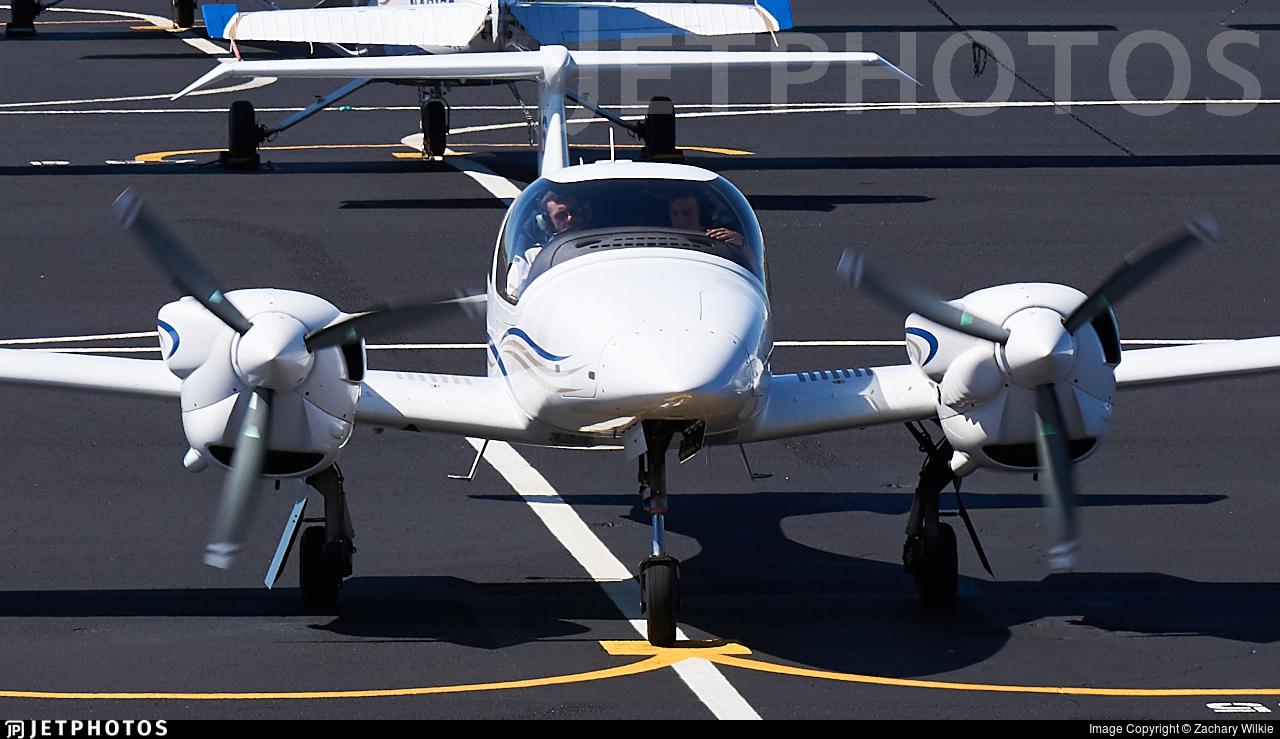 N306ER - Diamond DA-42 NG Twin Star - Embry-Riddle Aeronautical University (ERAU)