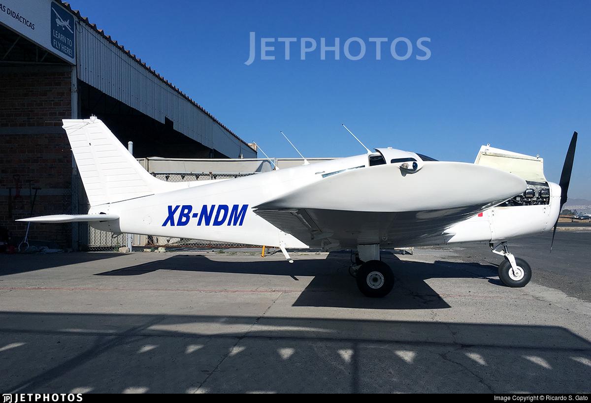 XB-NDM - Piper PA-28-140 Cherokee - Private