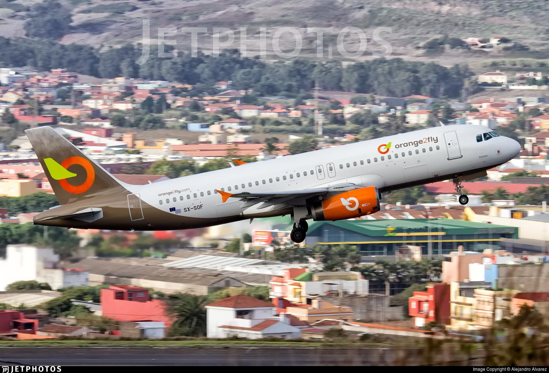 SX-SOF | Airbus A320-232 | Orange2Fly | Alejandro Alvarez ...