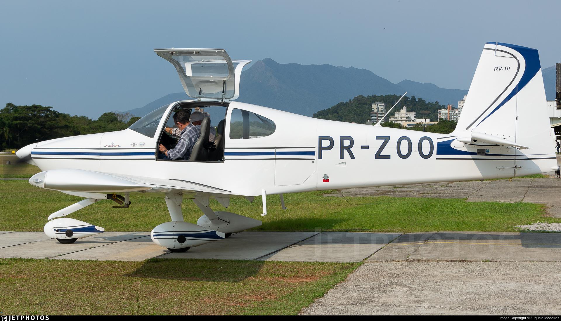 PR-ZOO - Vans RV-10 - Private