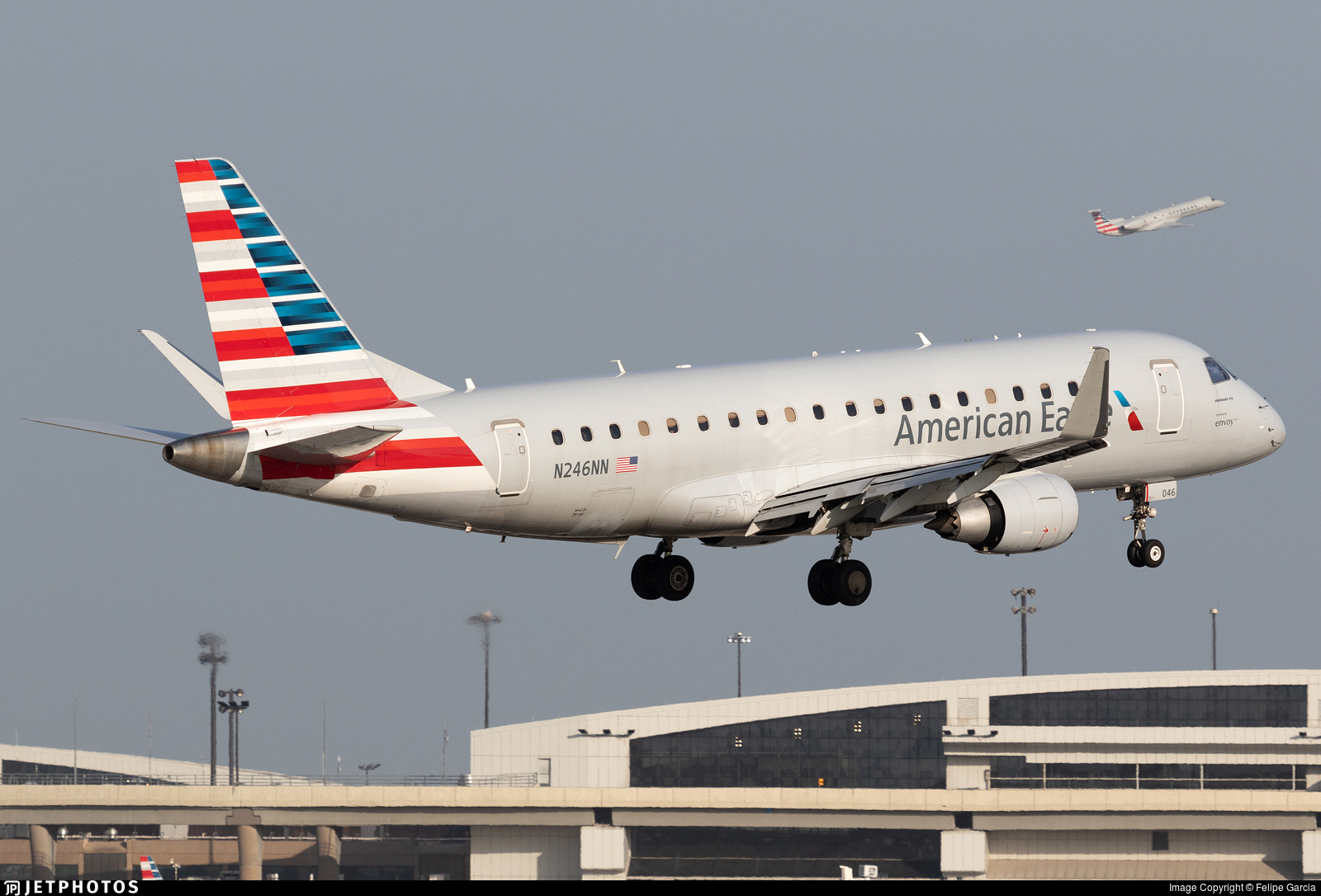 N246NN - Embraer 170-200LR - American Eagle (Envoy Air)