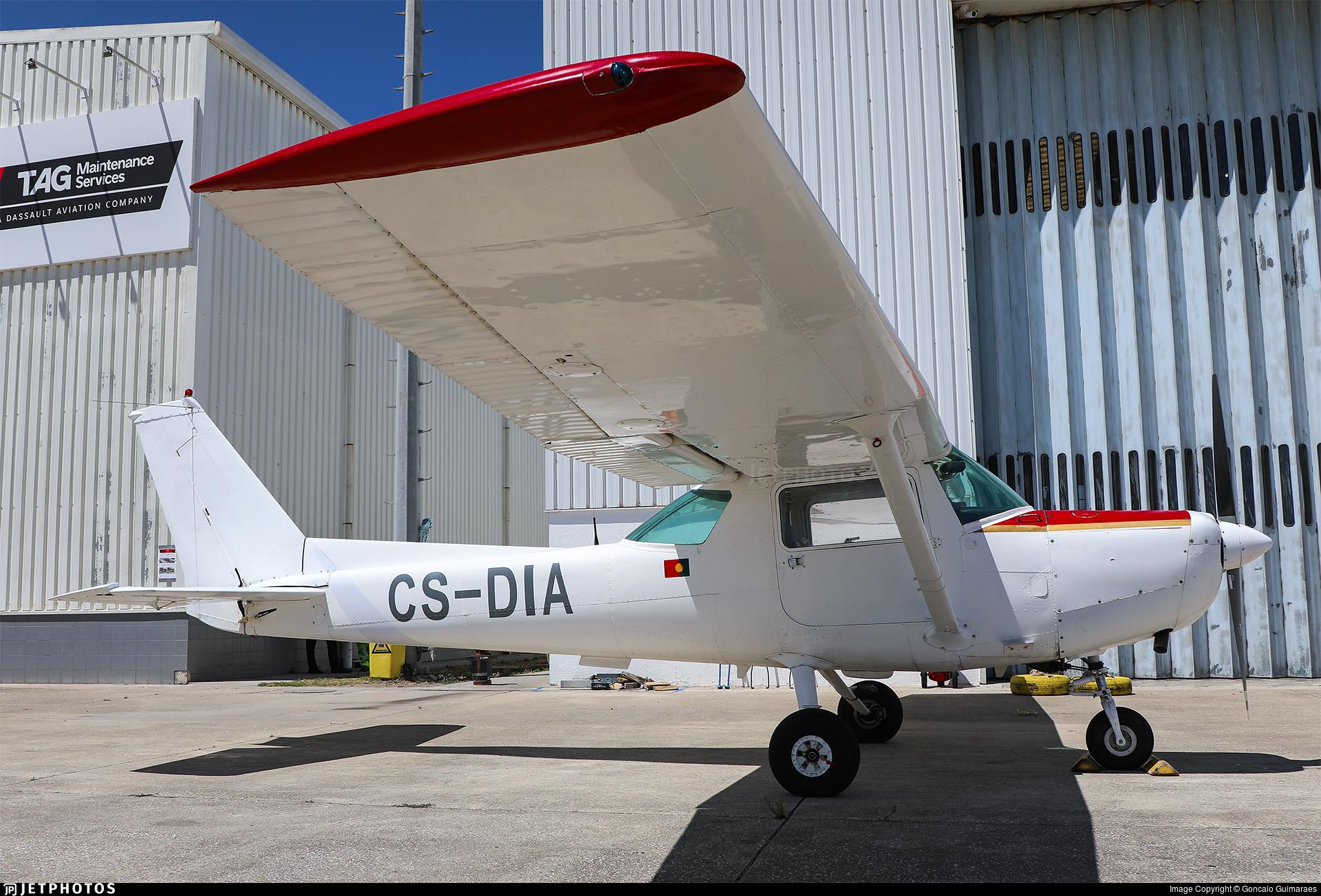 CS-DIA - Cessna 152 - Omni Aviação e Tecnologia