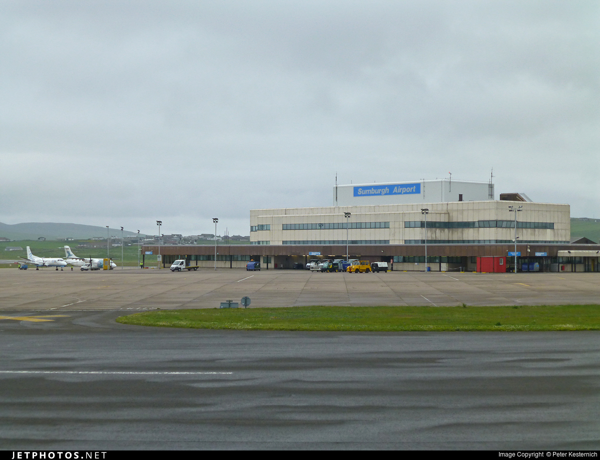 EGPB - Airport - Ramp