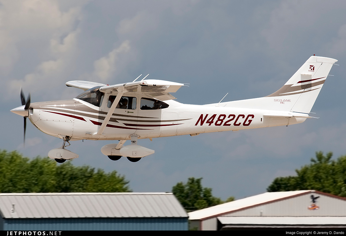 N482CG - Cessna T182T Skylane TC - Private