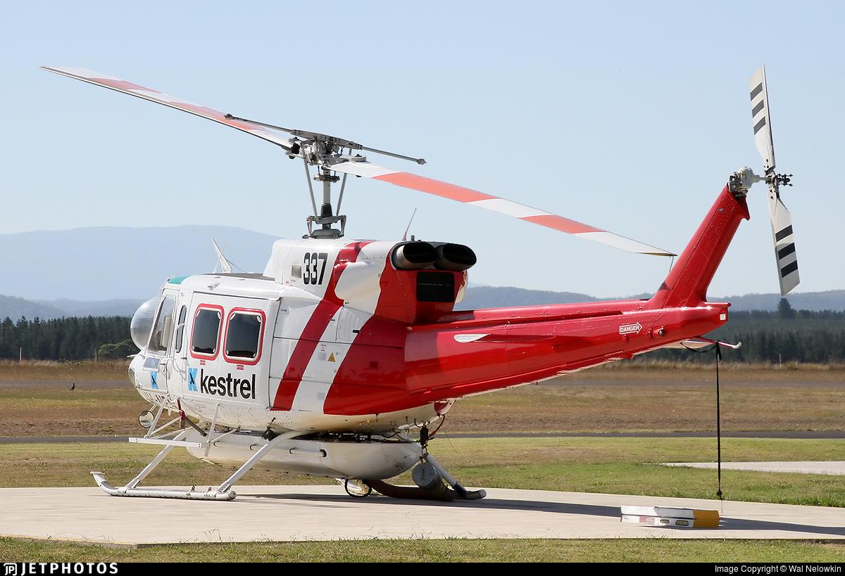 VH-NEN - Bell 212 - Kestrel Aviation