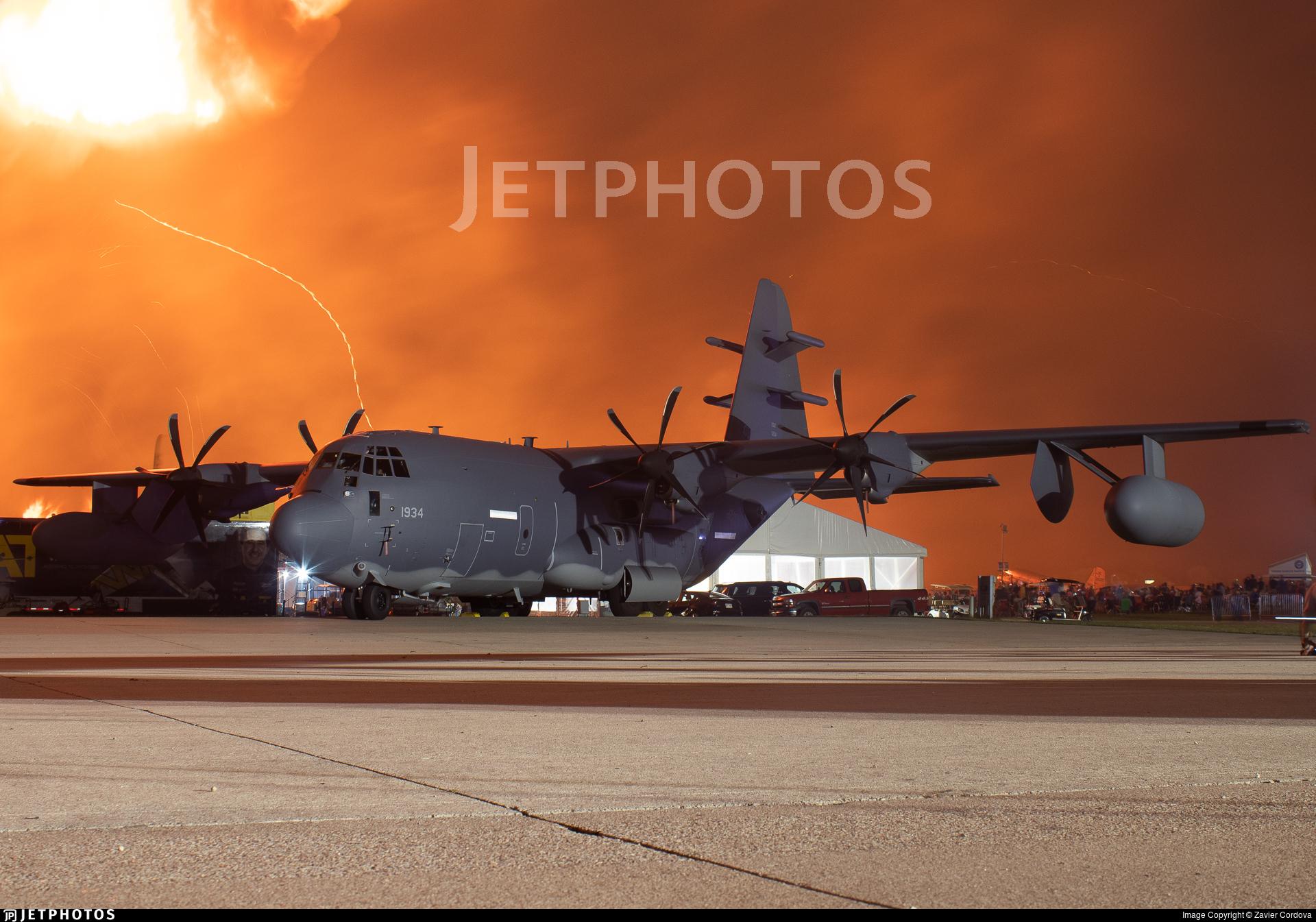 00-1934 - Lockheed Martin EC-130J Commando Solo - United States - US Air Force (USAF)