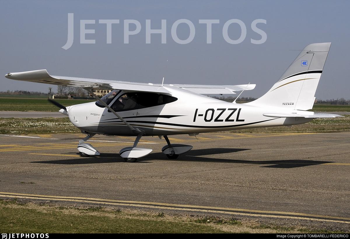 I-OZZL - Tecnam P2008JC MkII - Private