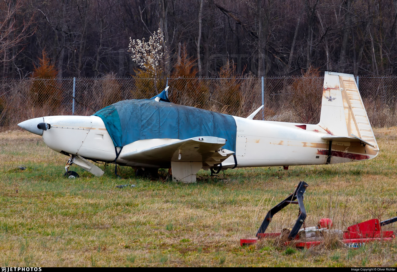 N4598H - Mooney M20J-201 - Private