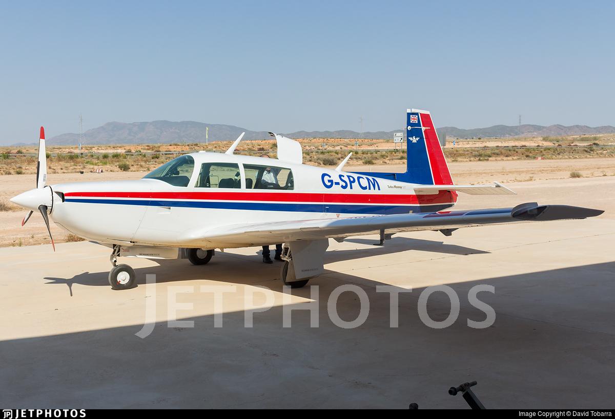 G-SPCM - Mooney M20K-231 - Private
