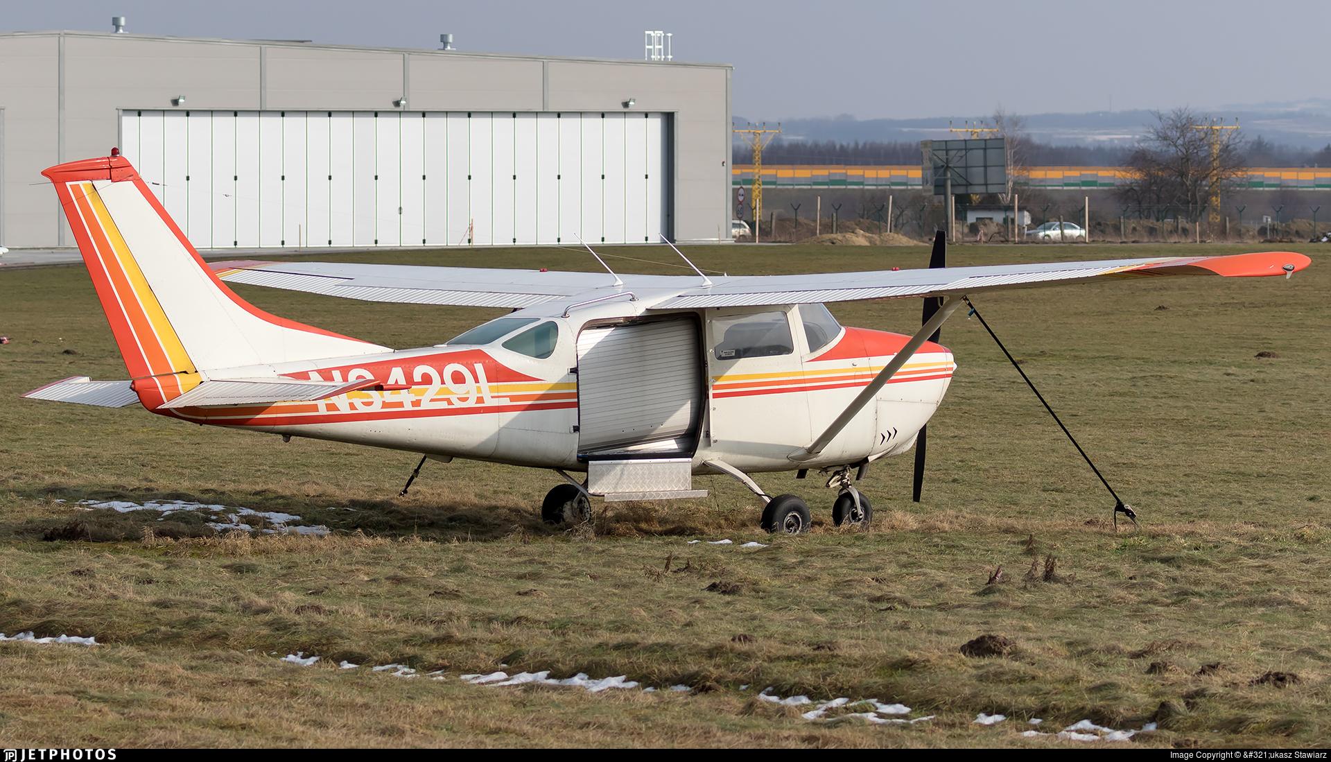 N3429L - Cessna U206F Stationair - Private