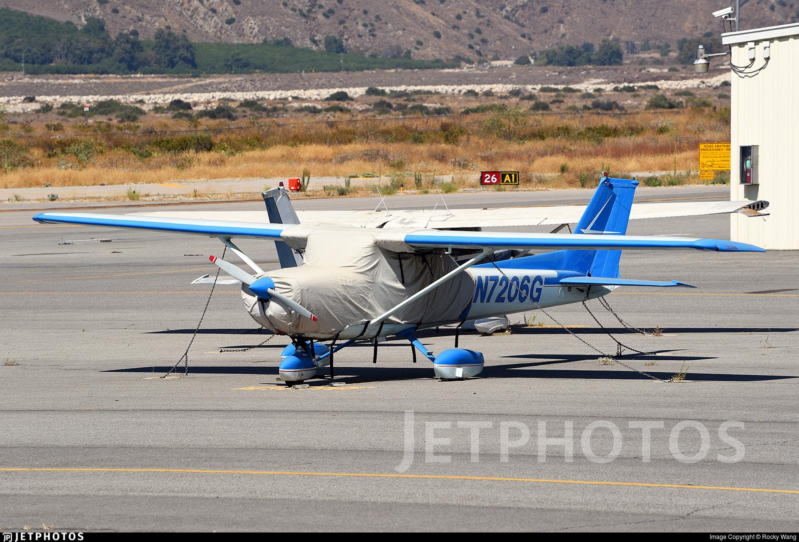 N7206G - Cessna 150L - Private