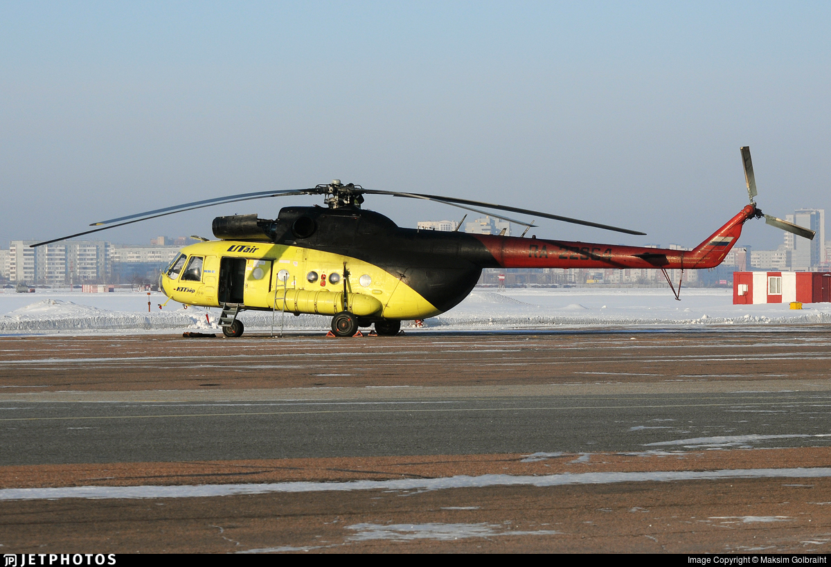 RA-22864 - Mil Mi-8T - UTair Aviation