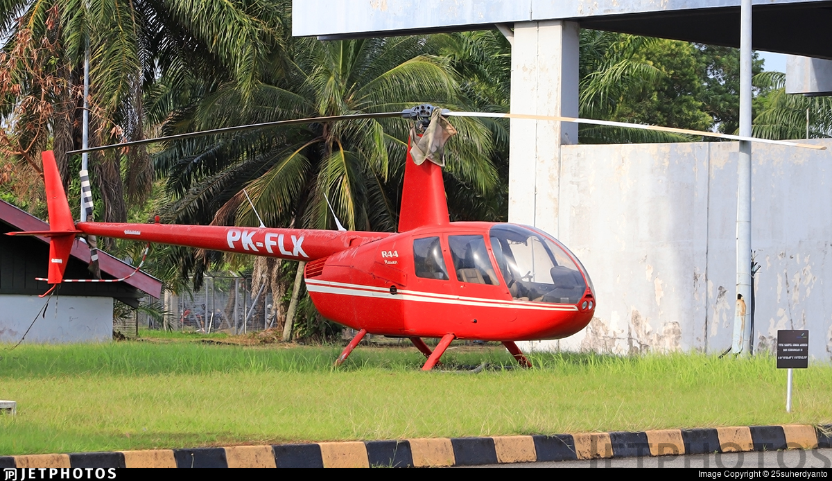 PK-FLX - Robinson R44 Raven - Asconusa Air