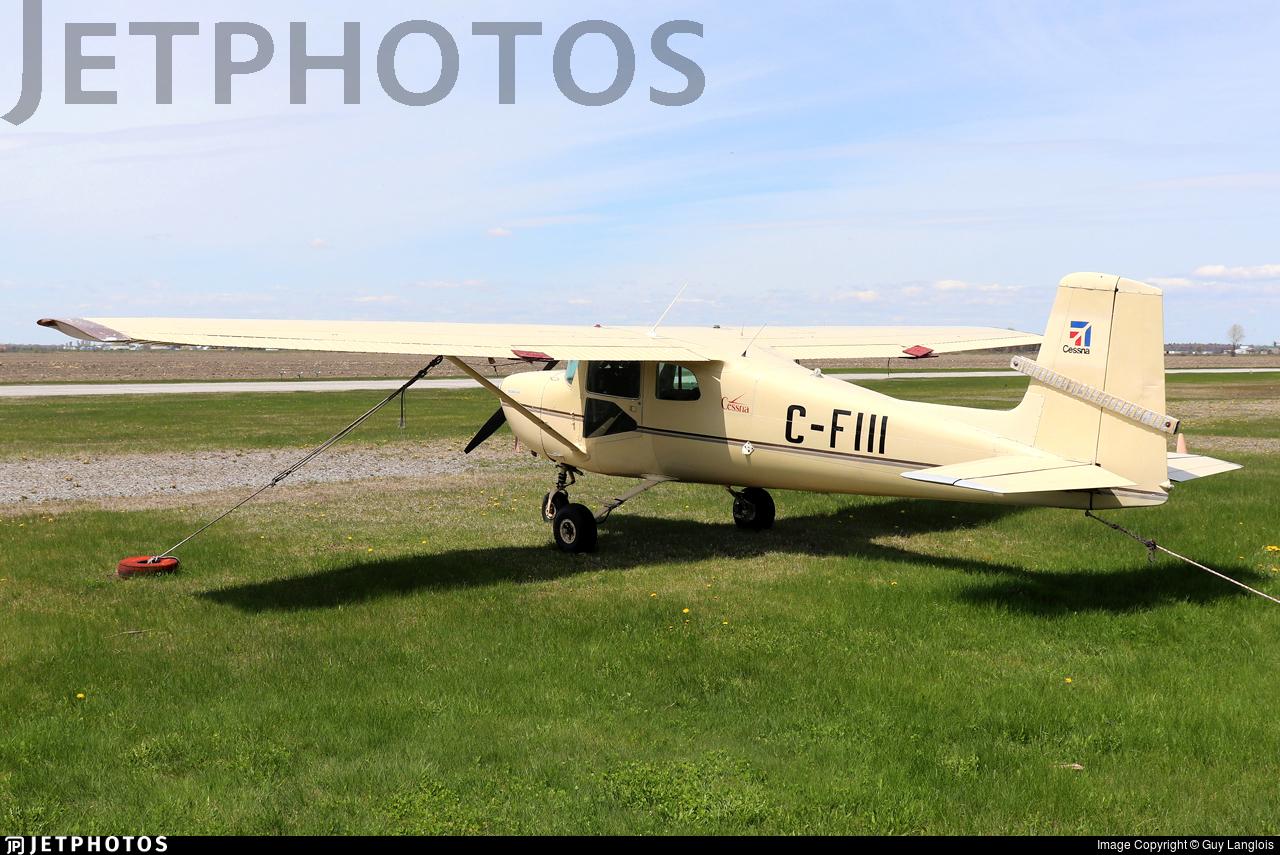 C-FIII - Cessna 150B - Private