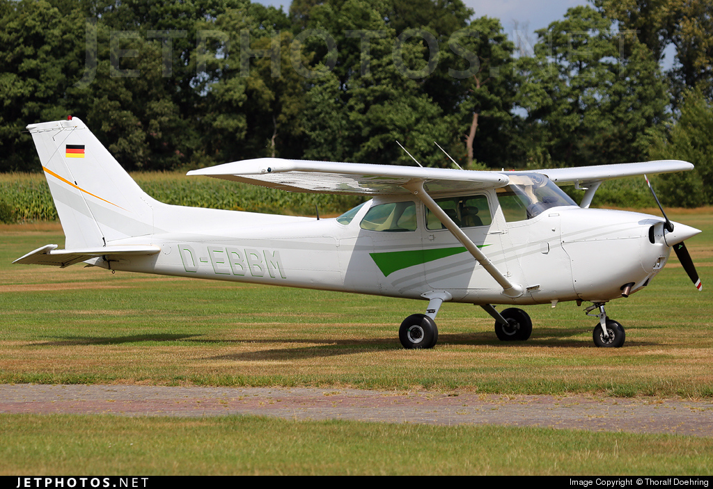 D-EBBM - Cessna 172N Skyhawk II - Private