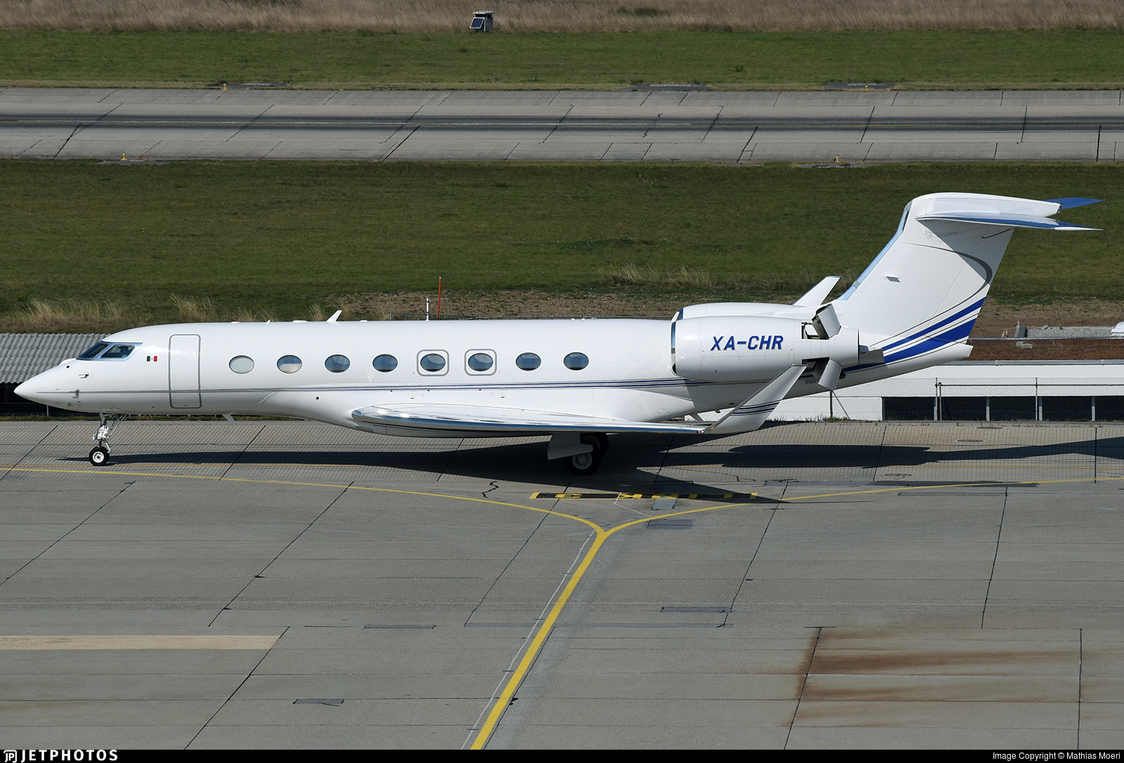 XA-CHR - Gulfstream G650 - Private