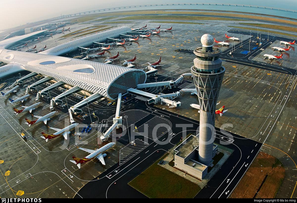 ZGSZ - Airport - Airport Overview