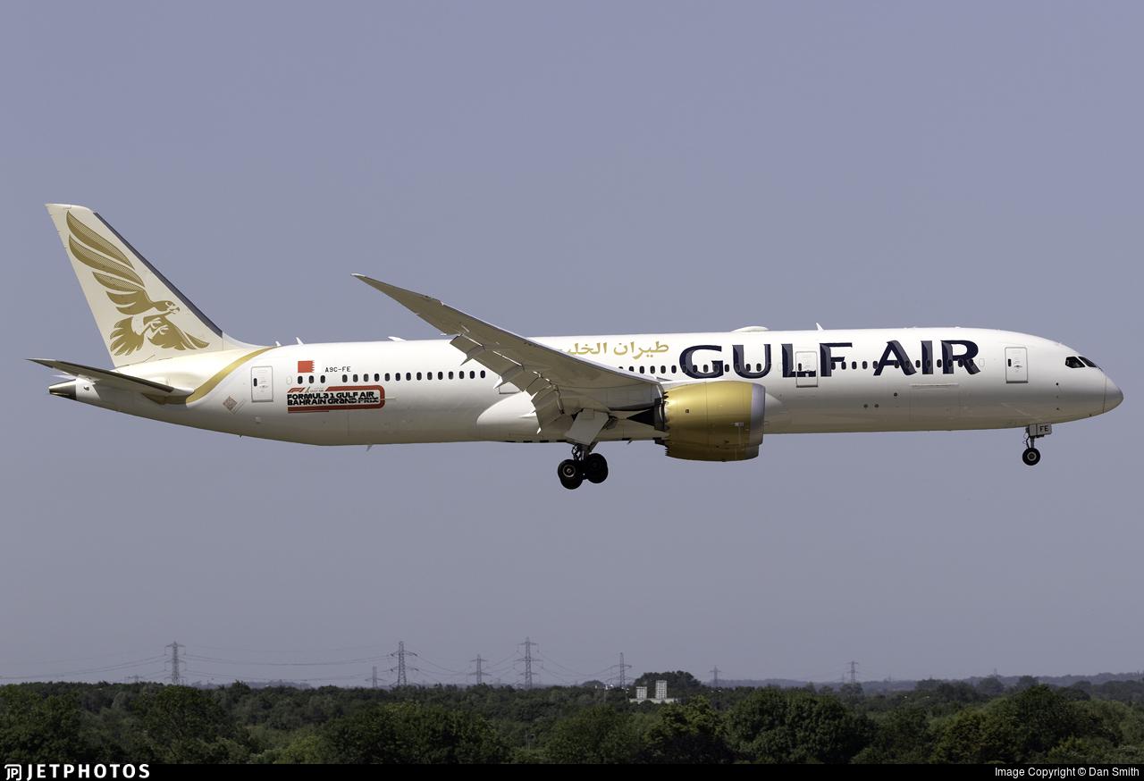 0a73f1d94cf589 A9C-FE | Boeing 787-9 Dreamliner | Gulf Air | Dan Smith | JetPhotos
