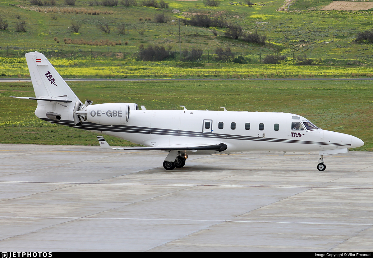 OE-GBE - Gulfstream G100 - Tyrol Air Ambulance