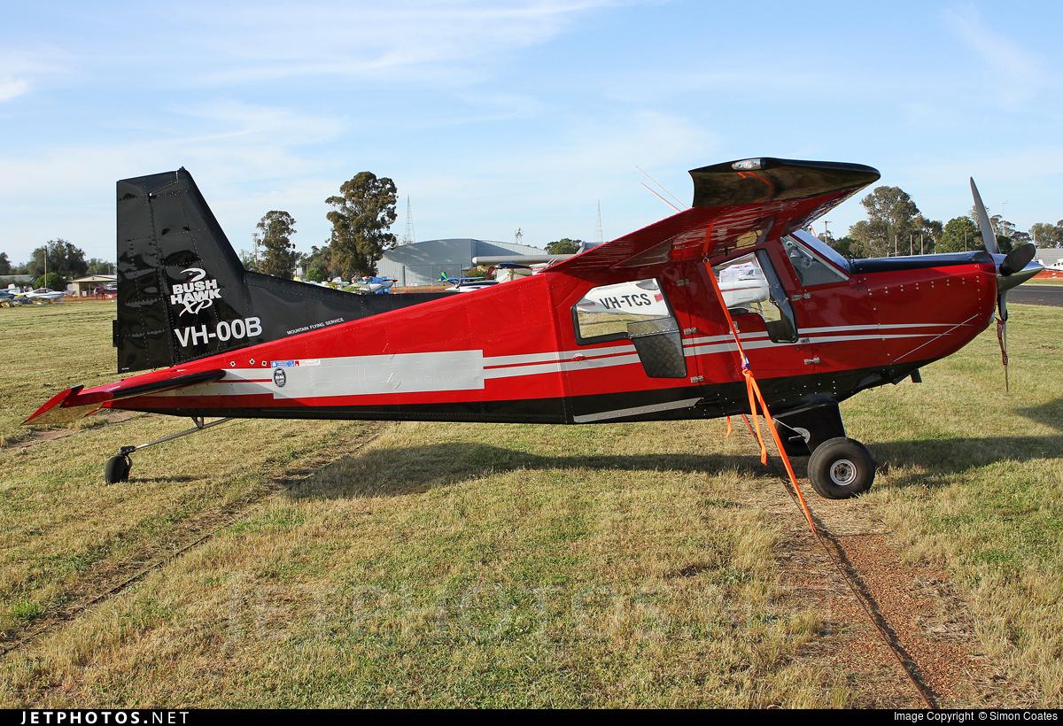 VH-OOB - Found Aircraft FBA-2C1 Bush Hawk XP - Private