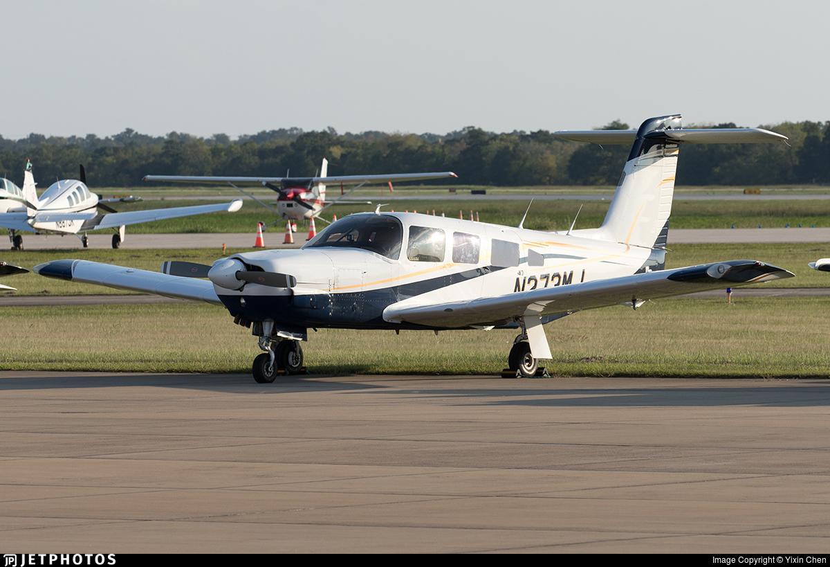 N273MJ - Piper PA-32RT-300 Lance II - Private