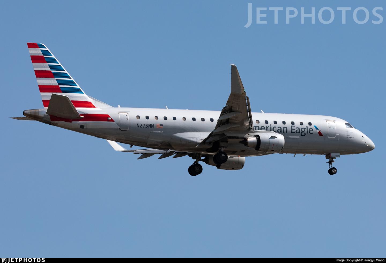 N275NN - Embraer 170-200LR - American Eagle (Envoy Air)