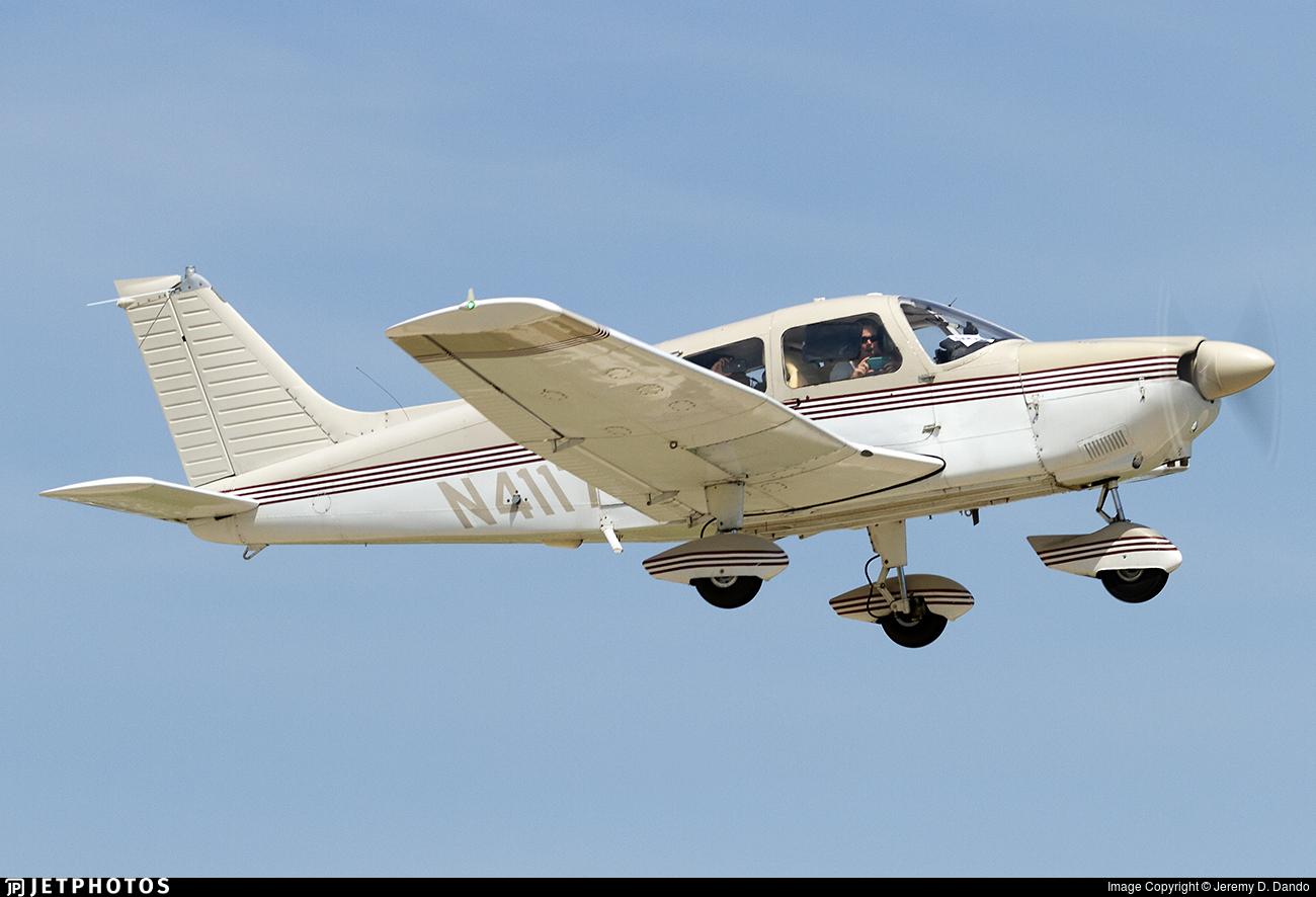 N4117F - Piper PA-28-181 Archer II - Private