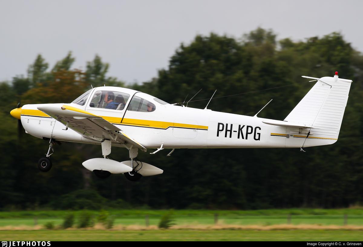 PH-KPG - Fuji FA-200-180 Aero Subaru - Private