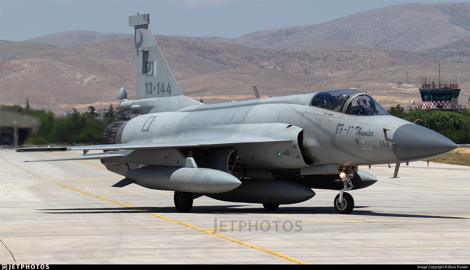 13-144 | Pakistan JF-17 Thunder | Pakistan - Air Force