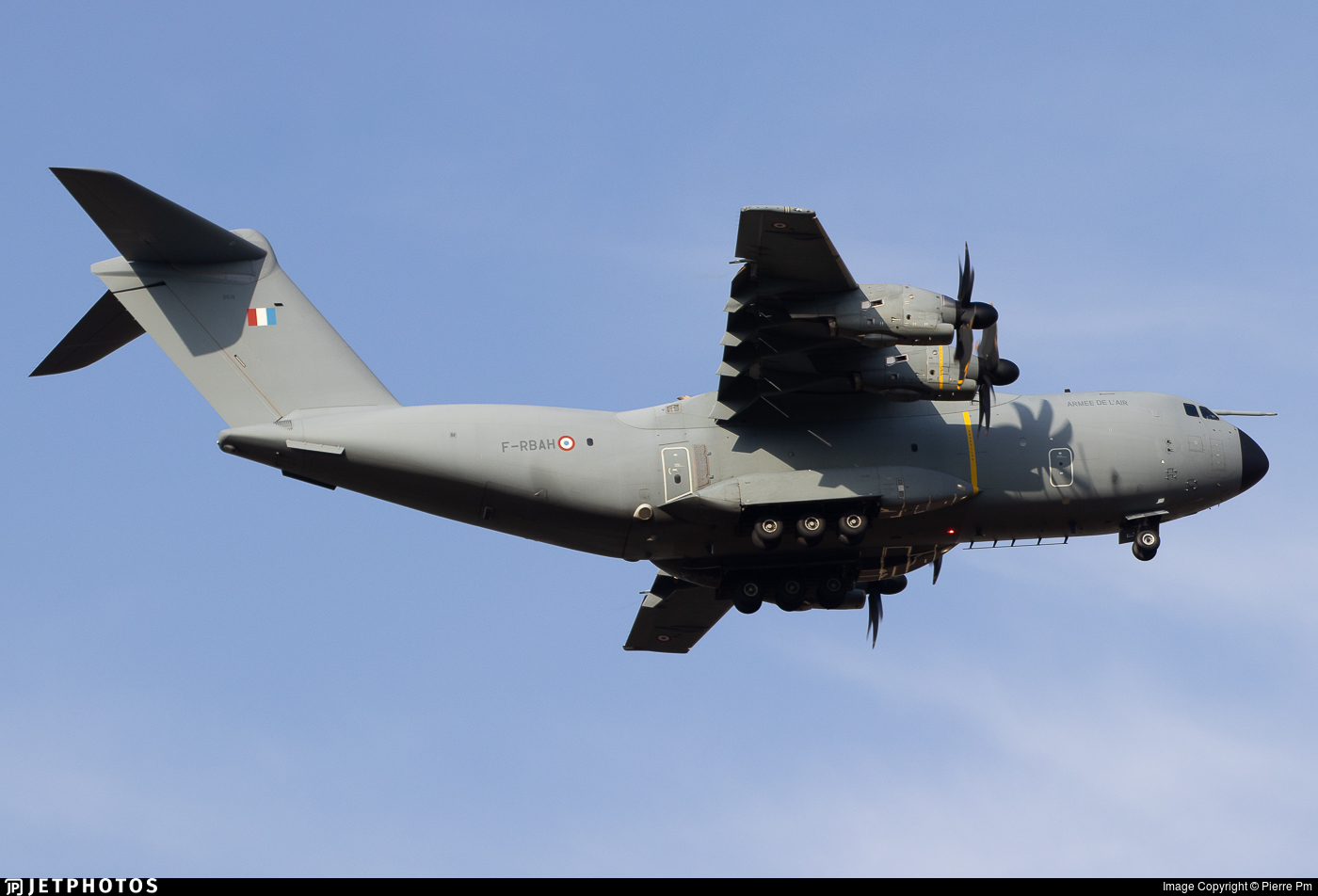 0031 - Airbus A400M - France - Air Force