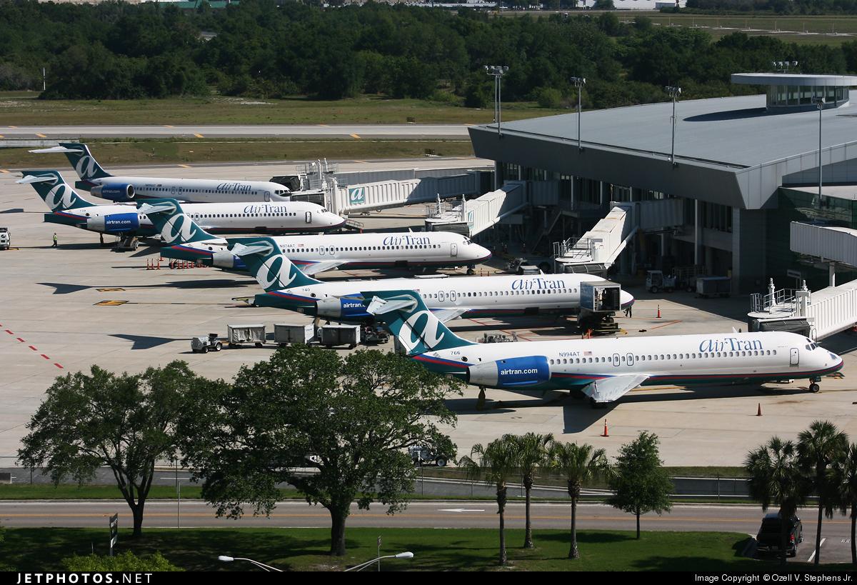N994AT - Boeing 717-2BD - airTran Airways