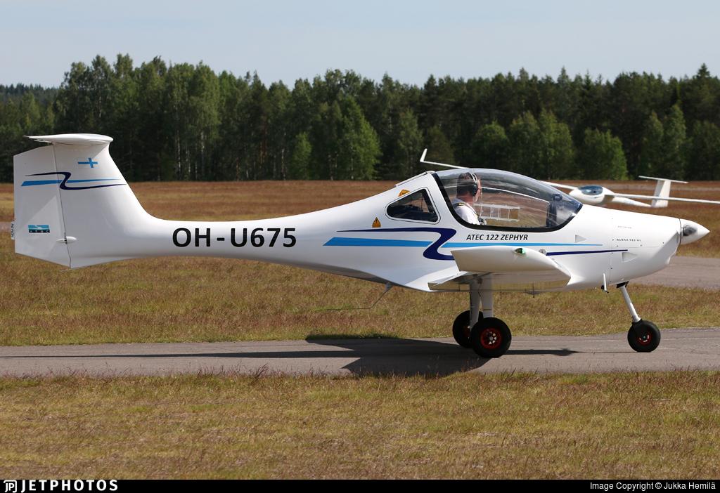 OH-U675 - Atec 122 Zephyr - Private