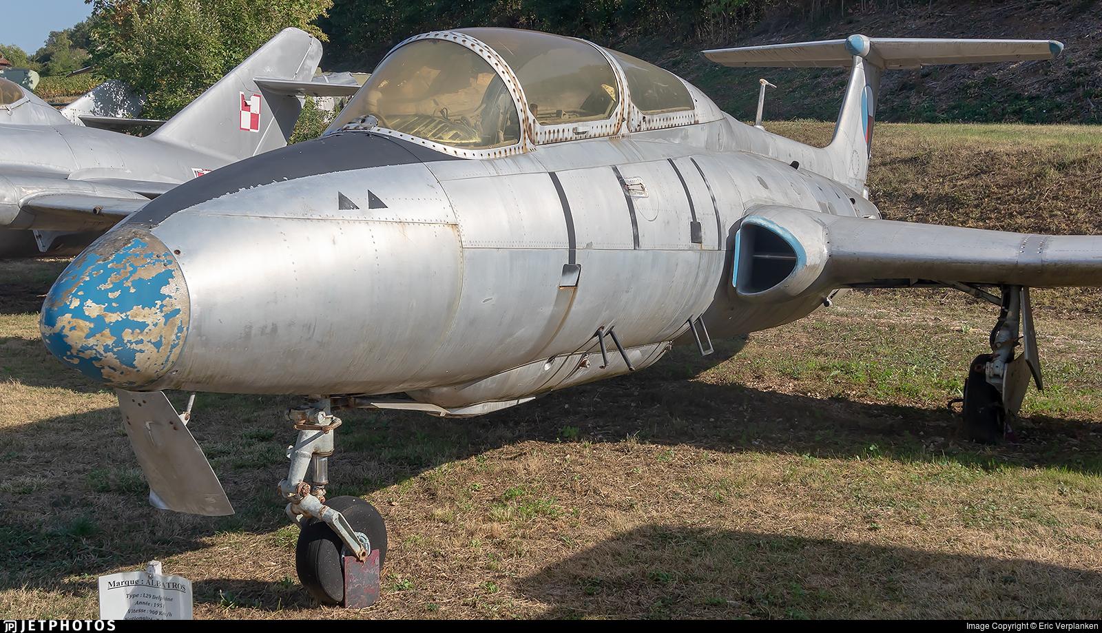 2608 - Aero L-29R Delfin - Czech Republic - Air Force