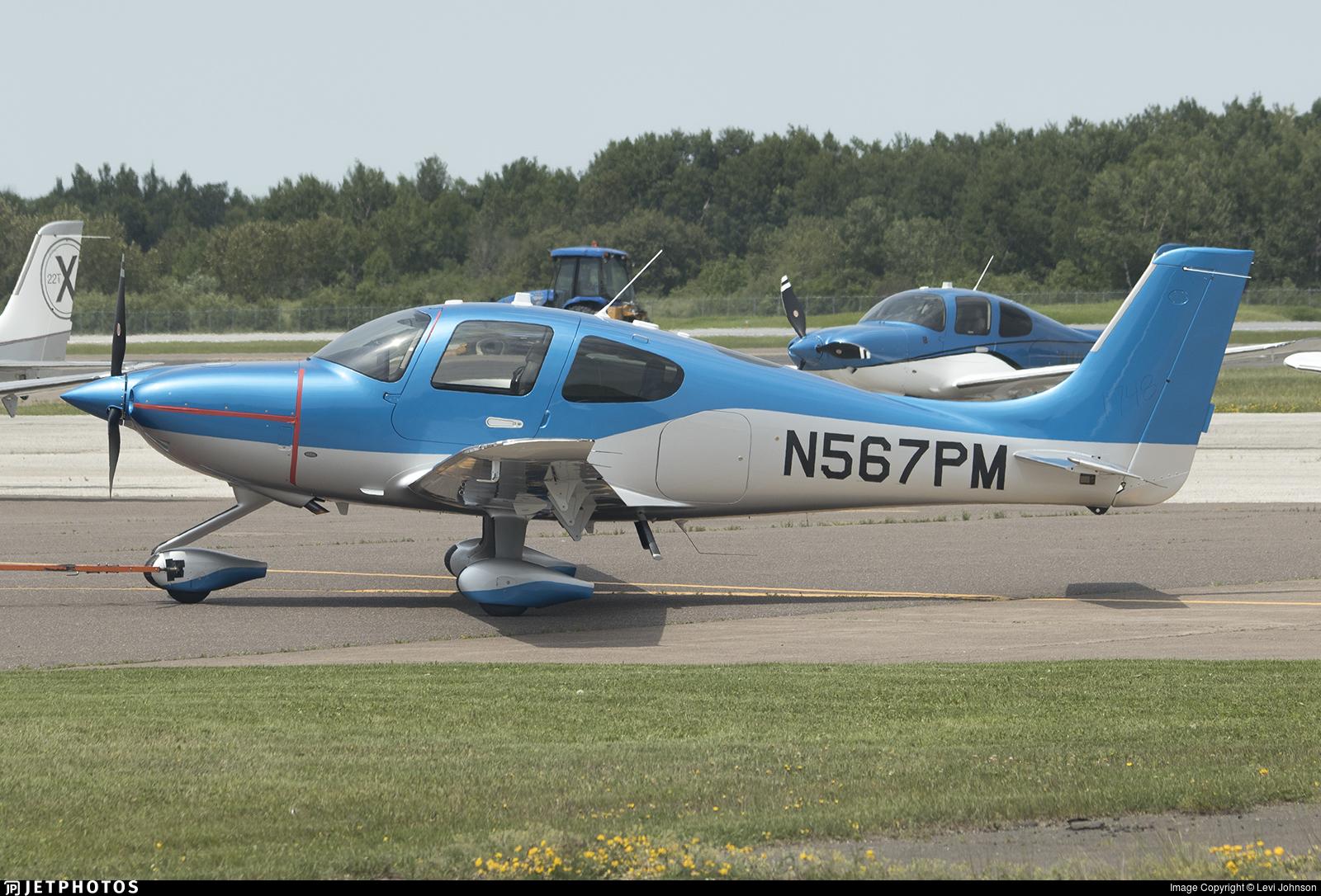 N567PM - Cirrus SR22T - Cirrus Aviation