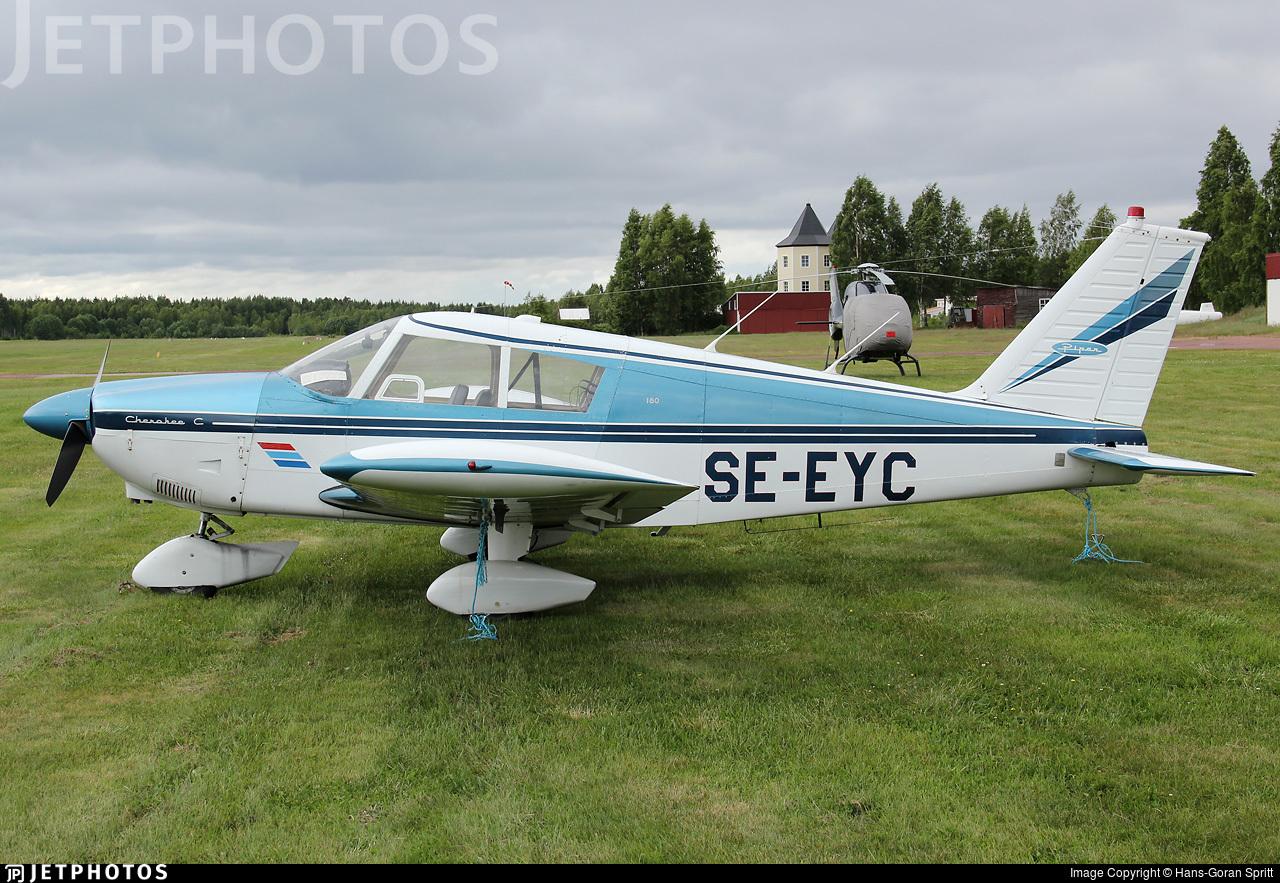 SE-EYC - Piper PA-28-180 Cherokee C - Private