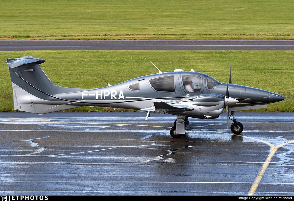 F-HPRA - Diamond Aircraft DA-62 - Private