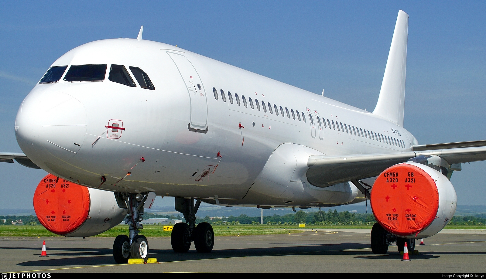 VP-CXO - Airbus A320-214 - Untitled