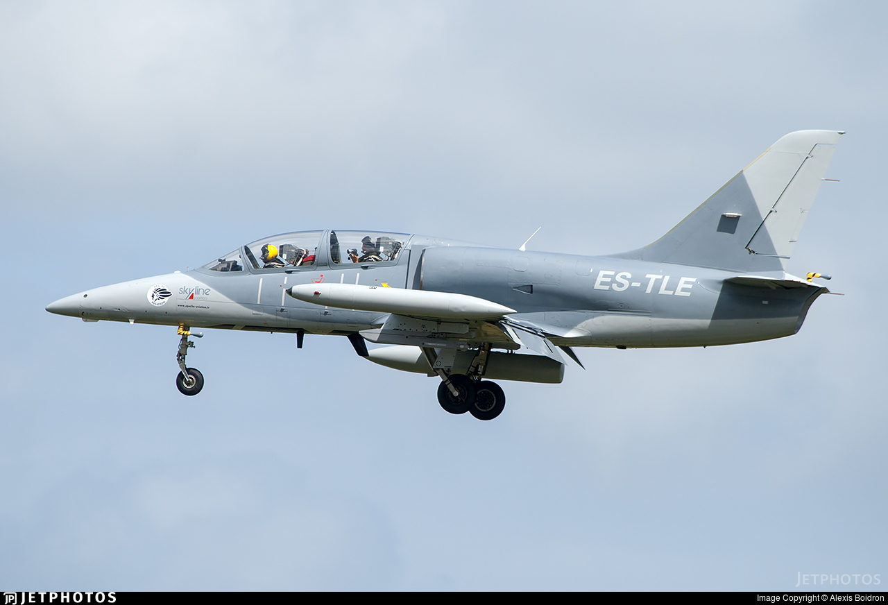ES-TLE - Aero L-39ZO Albatros - Skyline Aviation