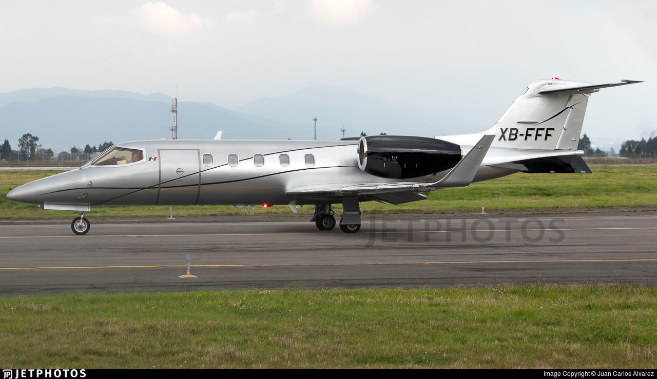 XB-FFF - Bombardier Learjet 31A - Private