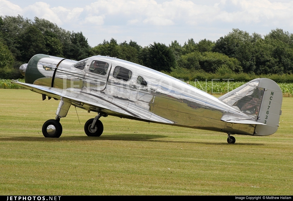 NC17633 - Spartan 7W Executive - Private
