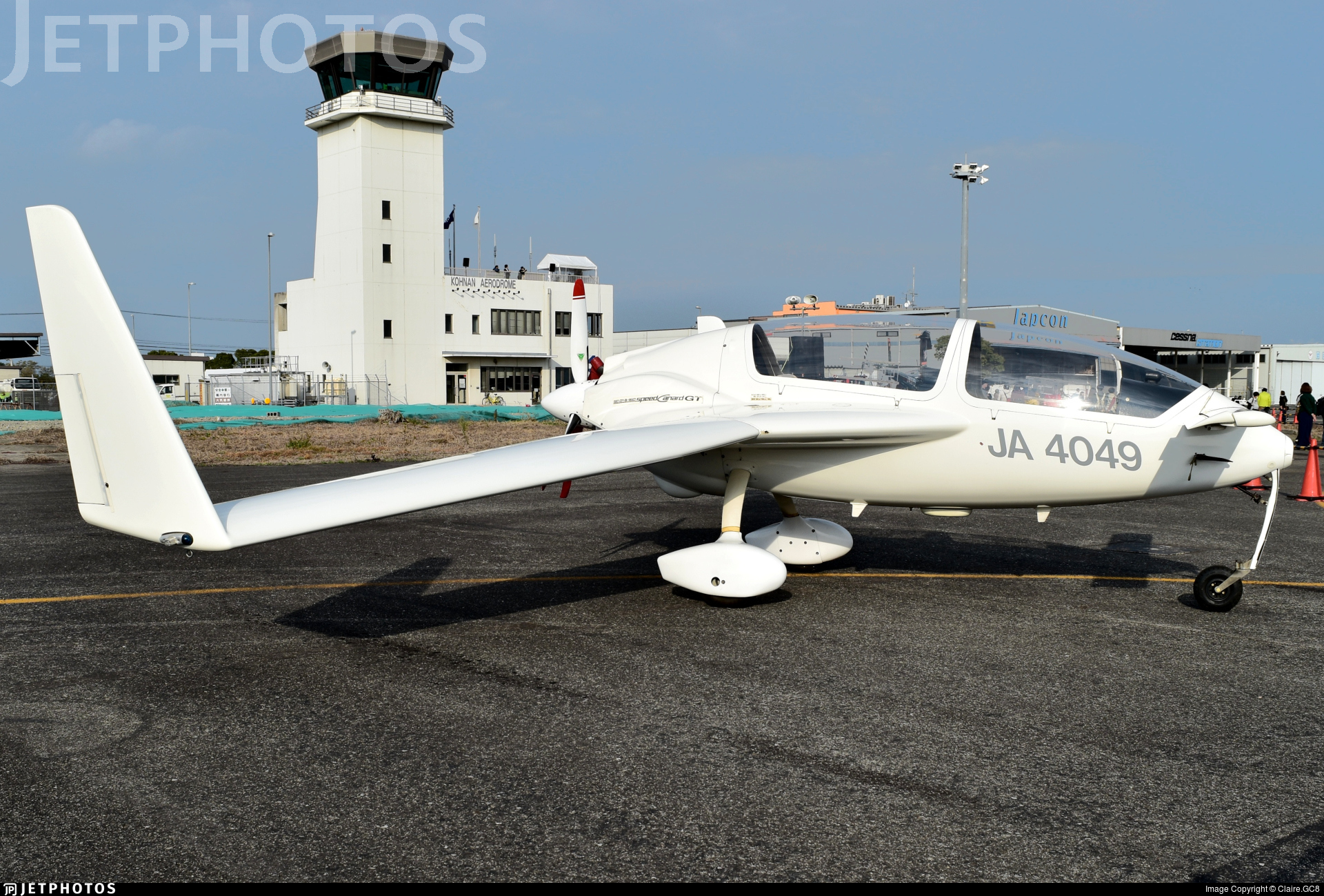 JA4049 - Gyroflug SC-01B-160 Speed Canard - Private
