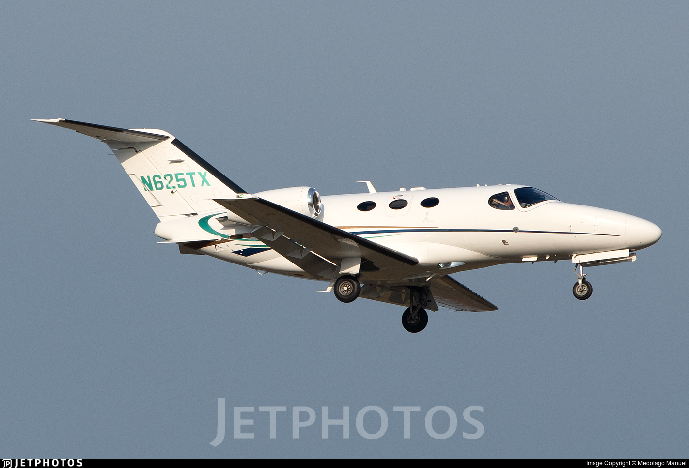 N625TX - Cessna 510 Citation Mustang - Private