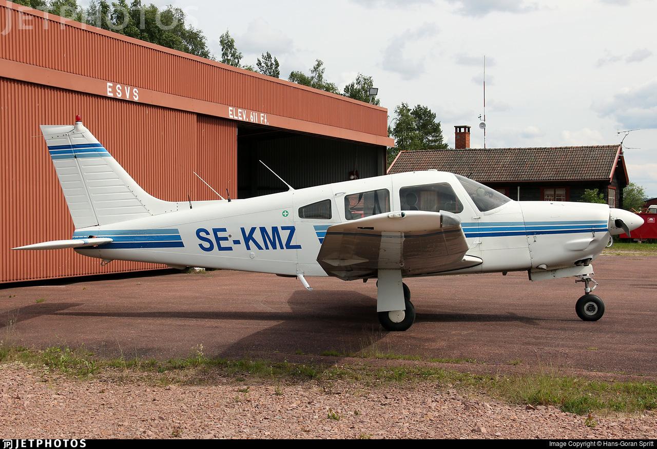 SE-KMZ - Piper PA-28R-201 Cherokee Arrow III - Private