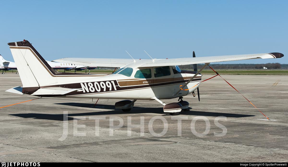 N80991 - Cessna 172M Skyhawk II - Private