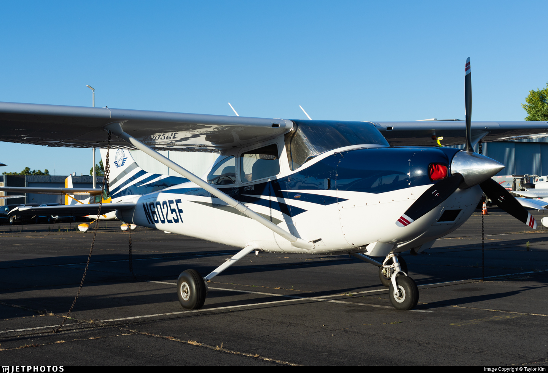 N6025F - Cessna T182T Turbo Skylane - Private