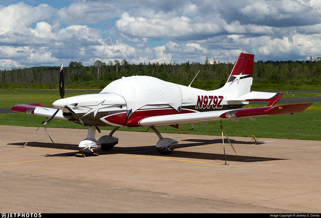 N979Z - Airplane Factory Sling 2 - Private