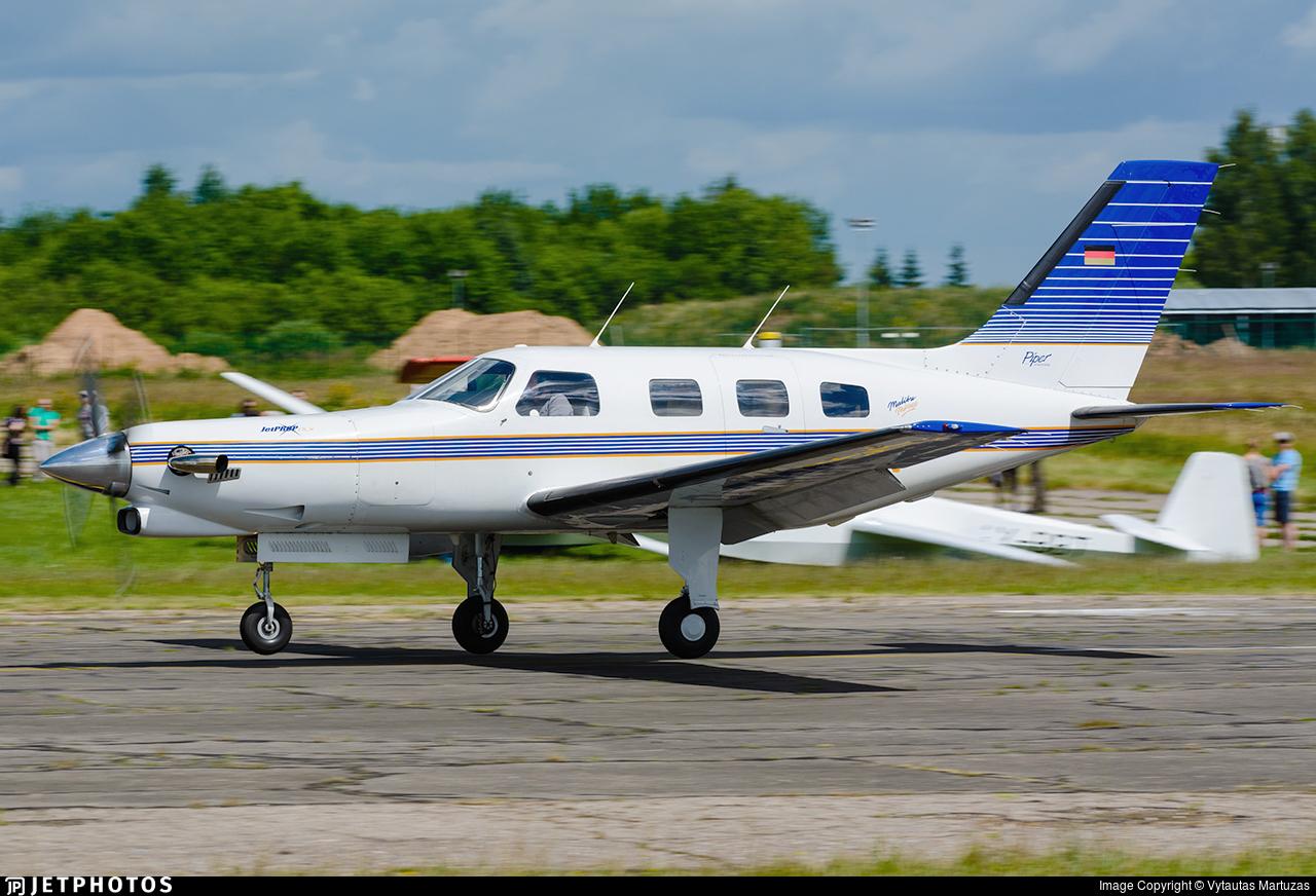 D-ERGC - Piper PA-46-310P Malibu/Jetprop DLX - Private