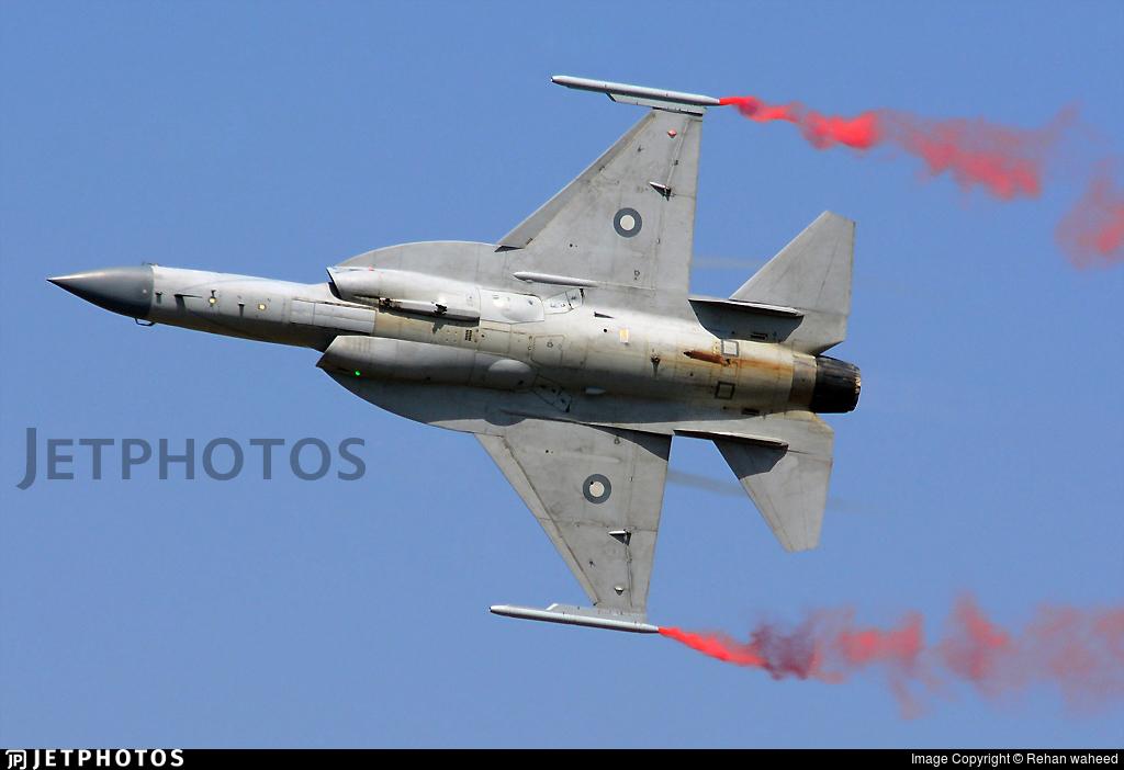 16-221 - Pakistan JF-17 Thunder - Pakistan - Air Force