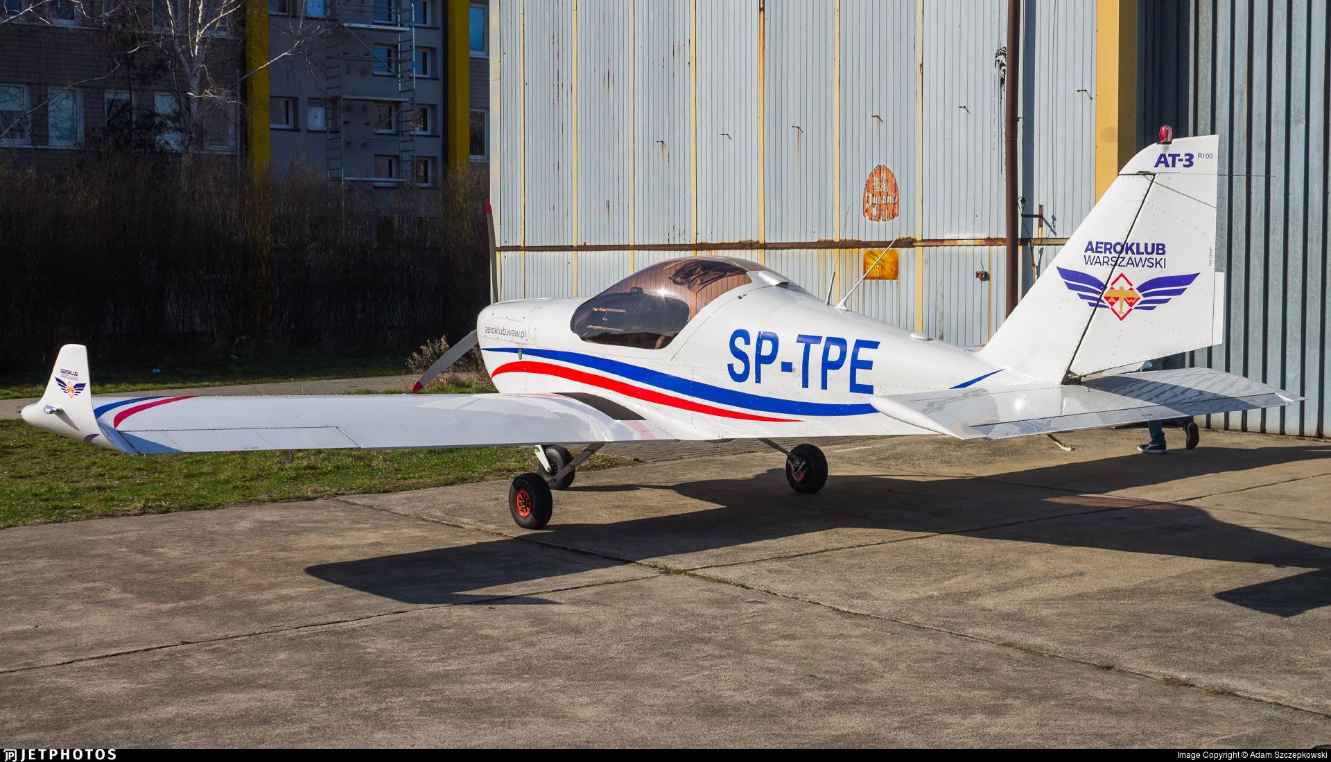 SP-TPE - Aero AT-3 R100 - Aero Club - Warszawski