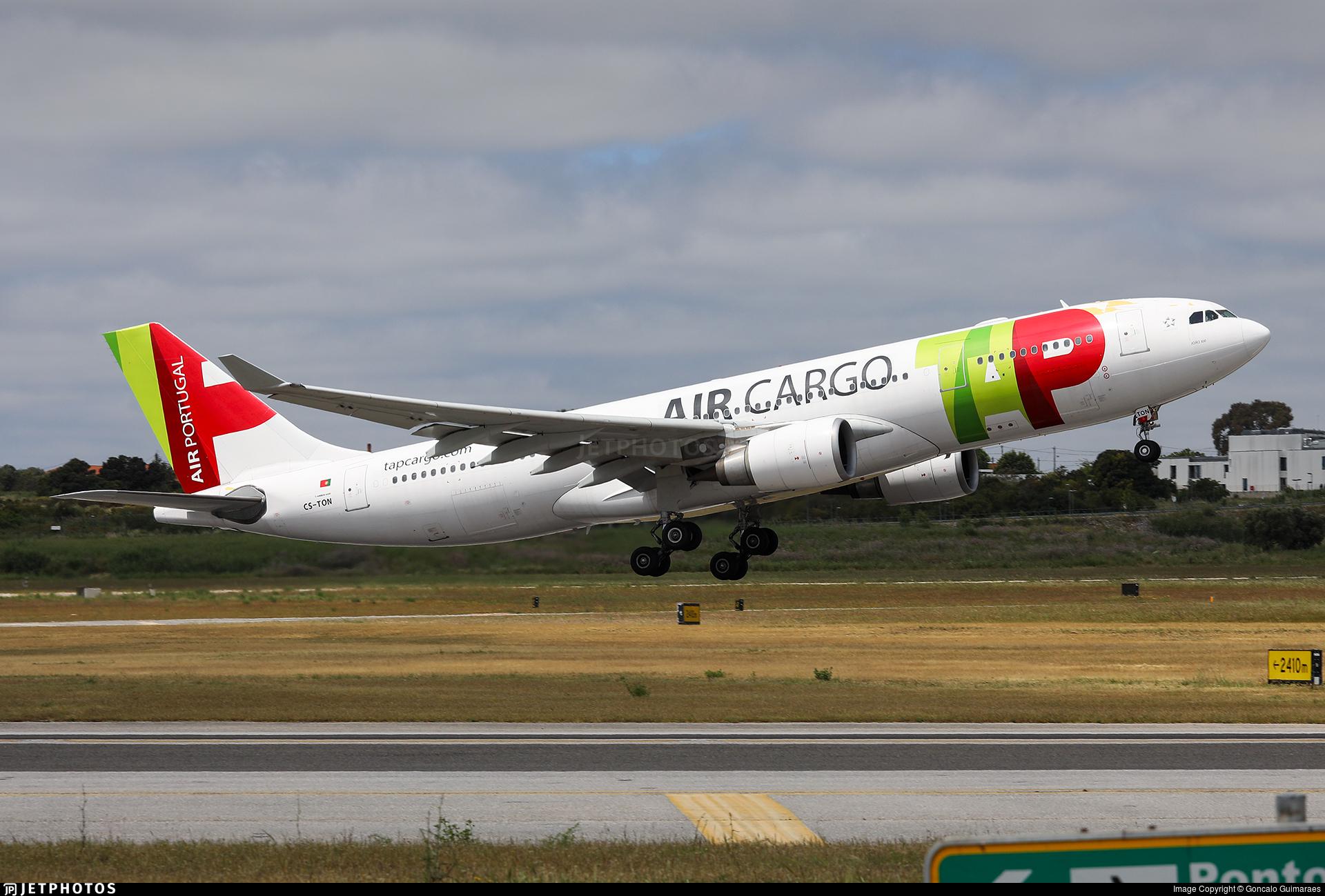 CS-TON - Airbus A330-202 - TAP Air Portugal